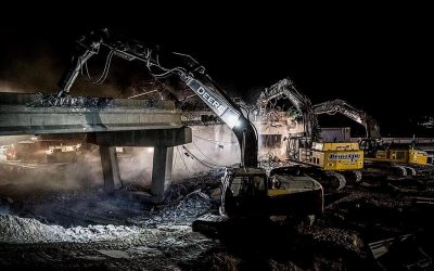 Night-Two-Excavator