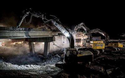 Night-Two-Excavator