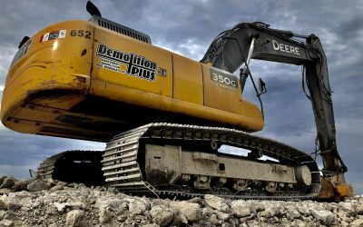 single-excavator